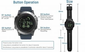 T watch - smartwatch - amazon - France - composition