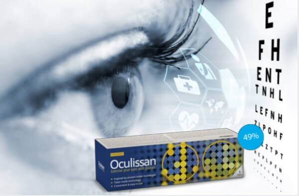 Oculissan - action - effets - pas cher