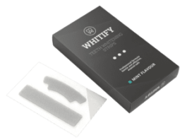 Whitify Strips - mode d'emploi – composition - achat - pas cher